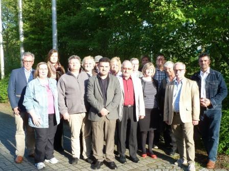 Mitglieder des Integrationsrates